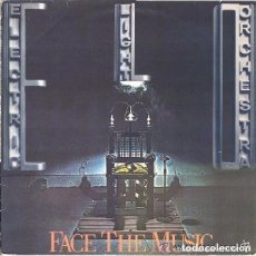 Discos de vinilo: ELECTRIC LIGHT ORCHESTRA - FACE THE MUSIC (LP, ALBUM, RE) HOLLAND. Lote 121966387