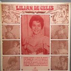 Discos de vinilo: LILIAN DE CELIS. Lote 121967648