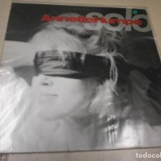 Discos de vinilo: LP. ANNETTE HUMPE - SOLO. Lote 121968715