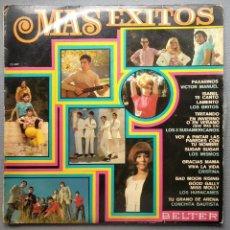 Discos de vinilo: MAS EXITOS,,,1970. Lote 121969115