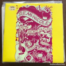 Discos de vinilo: REMI NICOLE - FED UP - SINGLE ISLAND 2007. Lote 121969687