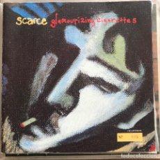 Discos de vinilo: SCARCE - GLAMOURIZING CIGARETTES - SINGLE PARADOX 1995. Lote 121971119