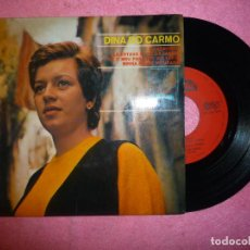 Discos de vinilo: DINA DO CARMO EU ACREDITO / 3+ EP 1971 PORTUGAL PRESS FADO (EX-/EX-) Q. Lote 121974015
