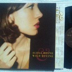 Discos de vinilo: ALELA DIANE - '' ALELA DIANE & WILD DIVINE '' LP + INNER GATEFOLD 2011. Lote 121977167
