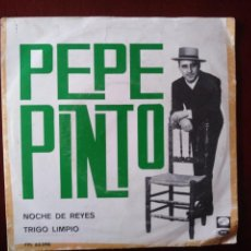 Discos de vinilo: PEPE PINTO. Lote 121986214