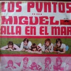 Discos de vinilo: LOS PUNTOS. Lote 121986448