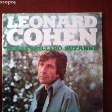 Discos de vinilo: LEONARD COHEN. Lote 121986626