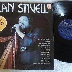 Discos de vinilo: ALAN STIVEL DISCO DE ORO LP. Lote 121991292