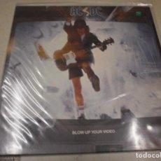 Discos de vinilo: LP. AC/DC - BLOW UP YOUR VIDEO 1988. Lote 121993495