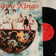 Discos de vinilo: GIPSY KINGS ESTE MUNDO LP. Lote 121994198
