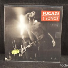 Discos de vinilo: FUGAZI - 3 SONGS - SINGLE. Lote 121997511