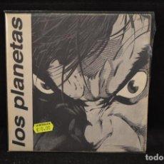 Discos de vinilo: LOS PLANETAS - MEDUSA E.P. - PEGADO A TI+3 - EP GATEFOLD. Lote 121998007
