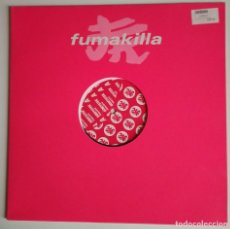 Discos de vinilo: DOMYSTEK - TEMA EP - FUMAKILLA - ACID HOUSE - MUSICA ELECTRONICA VINILO TECNO VINYL TECHNO. Lote 126659658