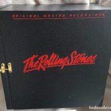 Discos de vinilo: THE ROLLING STONES - ORIGINAL MASTER RECORDING BOX -ED. LIMITADA -11 VINILOS- USA 1984. Lote 122001803