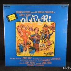 Discos de vinilo: BANDA SONORA ORIGINAL DE LA PELICULA OLIVER - LP. Lote 122003071