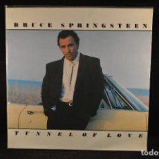 Discos de vinilo: BRUCE SPRINGSTEEN - TUNNEL OF LOVE - LP. Lote 122003139