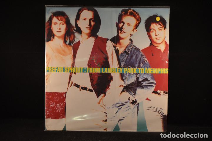 PREFAB SPROUT - FROM LANGLEY PARK TO MEMPHIS - LP (Música - Discos - LP Vinilo - Pop - Rock - New Wave Extranjero de los 80)
