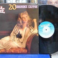 Discos de vinilo: MARIA JIMENEZ. 20 GRANDES ÉXITOS. FONOMUSIC 1985, REF. 89.2270/8-F-G. LP DOBLE. Lote 122013219