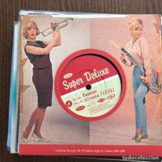 Discos de vinilo: SUPER DELUXE - FAMOUS - SINGLE LUMINOUS 1996. Lote 122014547