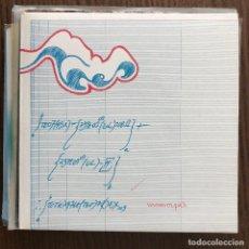 Discos de vinilo: TES - NEW NEW YORK - SINGLE LEX 2003. Lote 122015039