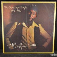 Discos de vinilo: THOMAS MAPFUMO - THE CHIMURENGA SINGLES 1976-80 - LP. Lote 122015579