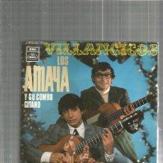 Discos de vinilo: LOS AMAYA RIN RIN. Lote 122026423