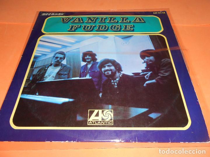 VANILLA FUDGE - VANILLA FUDGE LP COMPILACION. 1969. ATLANTIC-HISPAVOX (Música - Discos - LP Vinilo - Pop - Rock Extranjero de los 50 y 60)