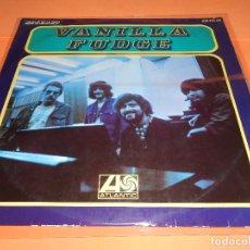 Discos de vinilo: VANILLA FUDGE - VANILLA FUDGE LP COMPILACION. 1969. ATLANTIC-HISPAVOX. Lote 122030099