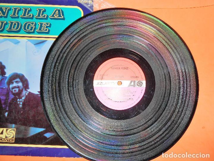 Discos de vinilo: Vanilla Fudge - Vanilla Fudge LP Compilacion. 1969. Atlantic-Hispavox - Foto 4 - 122030099