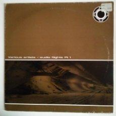 Discos de vinilo: VARIOUS ?- AUDIO FLIGHTS PT. 1 PLANET RHYTHM RECORDS ?2002 ELECTRONIC VINILO VINYL TECHNO. Lote 122031855