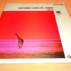 Discos de vinilo: ANTONIO CARLOS JOBIM- OLA. AM RECORDS. 1967.LP. Lote 122032487