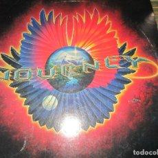 Discos de vinilo: JOURNEY - INFINITY LP - ORIGINAL U.S.A. - COLUMBIA RECORDS 1978 -CON FUNDA INT. ORIGINAL -. Lote 122032871