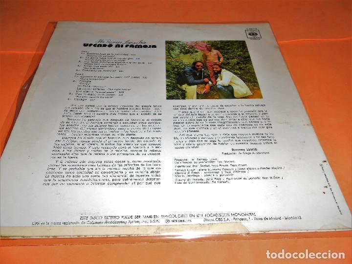 Discos de vinilo: THE RAMSEY LEWIS TRIO. UPENDO NI PAMOJA. LP . CBS 1972. - Foto 2 - 192178458