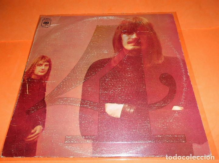 SOFT MACHINE. 4. LP. CBS.1971. RARO. (Música - Discos - LP Vinilo - Pop - Rock - Extranjero de los 70)
