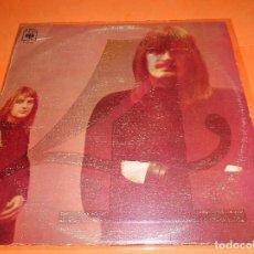 Discos de vinilo: SOFT MACHINE. 4. LP. CBS.1971. RARO.. Lote 122033447