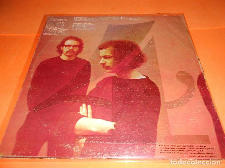 Discos de vinilo: SOFT MACHINE. 4. LP. CBS.1971. RARO. - Foto 2 - 122033447
