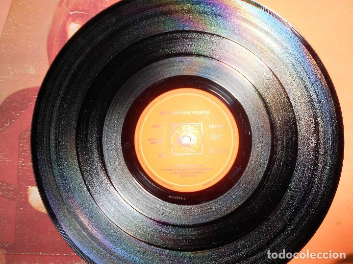 Discos de vinilo: SOFT MACHINE. 4. LP. CBS.1971. RARO. - Foto 4 - 122033447