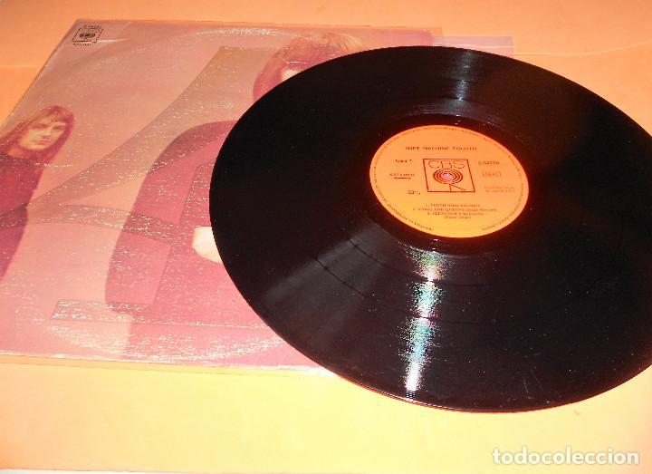 Discos de vinilo: SOFT MACHINE. 4. LP. CBS.1971. RARO. - Foto 6 - 122033447
