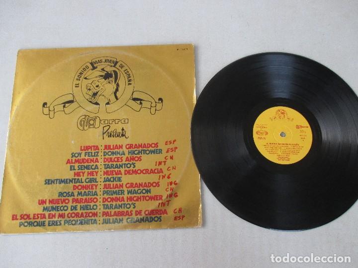 Discos de vinilo: El sonido más joven de España GUITARRA 1970 JULIÁN GRANADOS DONNA HIGHTOWER - Foto 3 - 122036819