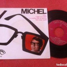 Discos de vinilo: MICHEL EP EDIC ESPAÑA ZAFIRO BUENA CONSERVACION. Lote 122058419