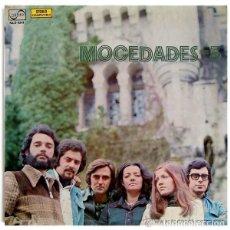 Discos de vinilo: MOCEDADES– MOCEDADES-5 - LP PORTADA DOBLE REEDICION 1974. Lote 122061583