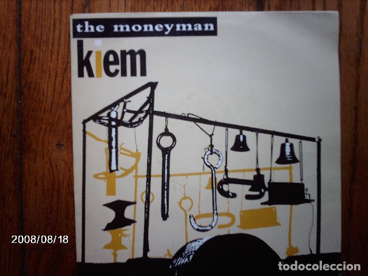 KIEM - THE MONEYMAN + DON´T STOP (Música - Discos - Singles Vinilo - Electrónica, Avantgarde y Experimental)