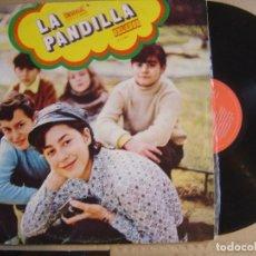 Discos de vinilo: LA PANDILLA - LP 1971 - ORLADOR. Lote 122064715