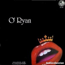 Discos de vinilo: O'RYAN – SHE'S MY QUEEN - MAXI-SINGLE SPAIN 1985. Lote 122070299