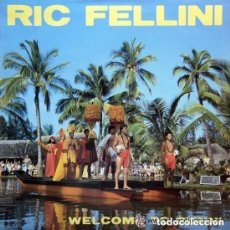 Discos de vinilo: RIC FELLINI - WELCOME TO RIMINI - MAXI-SINGLE SPAIN 1984. Lote 122071623
