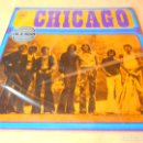 Discos de vinilo: CHICAGO.1. I'M A MAN. THE CHICAGO TRANSIT AUTHORITY. LP . CBS 1970. Lote 122086607