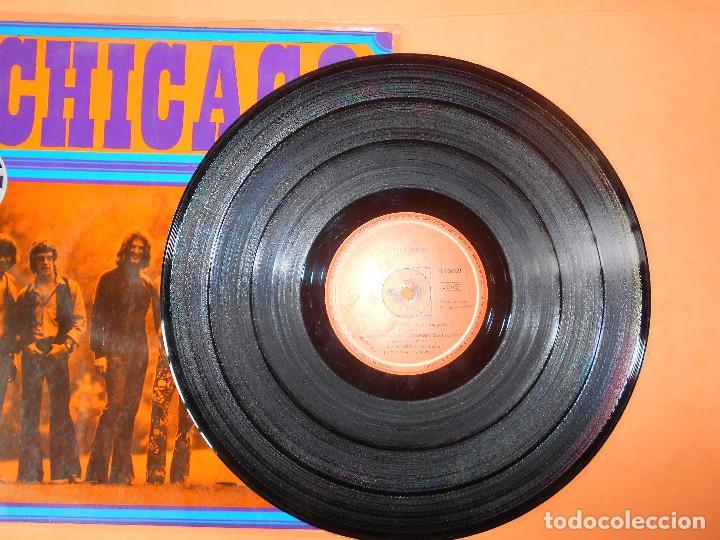 Discos de vinilo: CHICAGO.1. I'M A MAN. THE CHICAGO TRANSIT AUTHORITY. LP . CBS 1970 - Foto 5 - 122086607