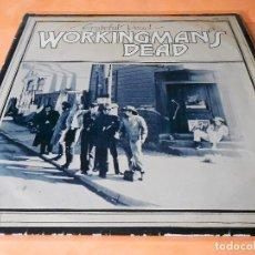 Discos de vinilo: GRATEFUL DEAD. WORKINGMAN'S DEAD. WARNER RECORDS 1970.. Lote 122088199