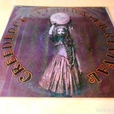 Discos de vinilo: CREDENCE CLEAR WATER REVIVAL. MARDI GRAS. FANTASY RECORDS 1972. Lote 122088923