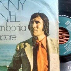 Discos de vinilo: SINGLE (VINILO) DE DANNY DANIEL AÑOS 70. Lote 122097307